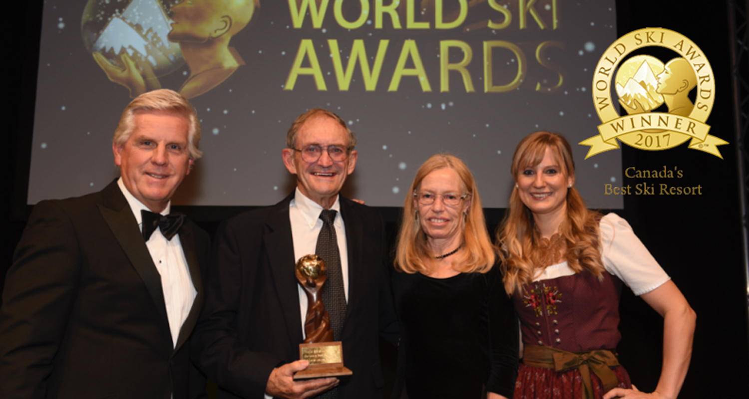 SKI BOSS PUT SMILES ON 10 MILLION FACES