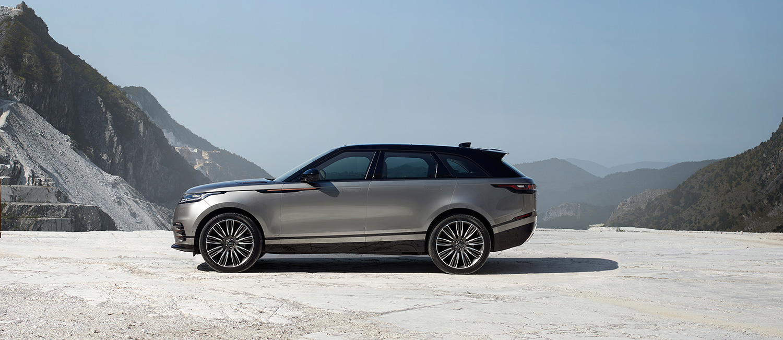 Loveliest Range Rover yet…