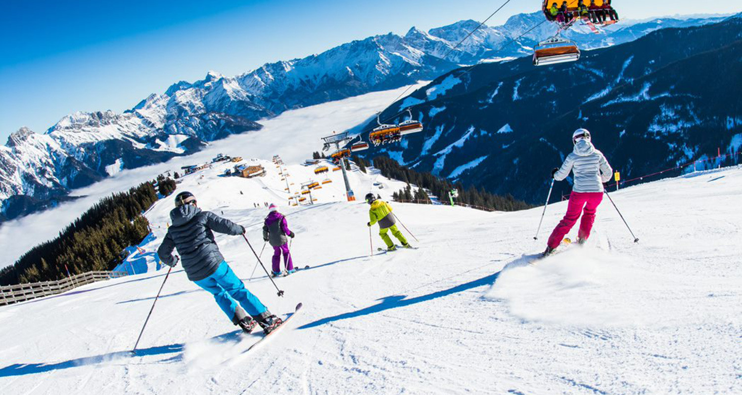 The Ski Circus is Europe's largest