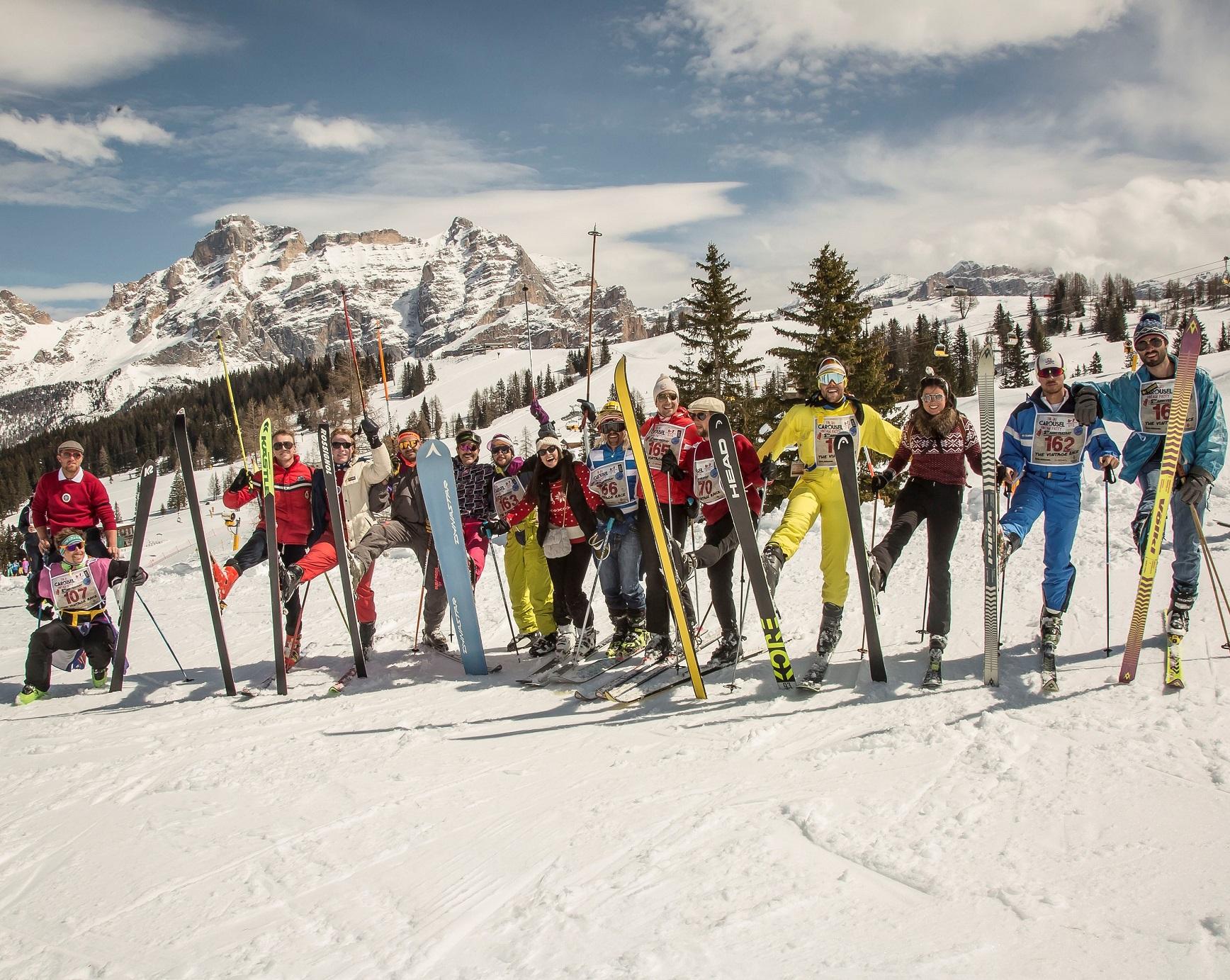 Dangers of ski fun in the sun