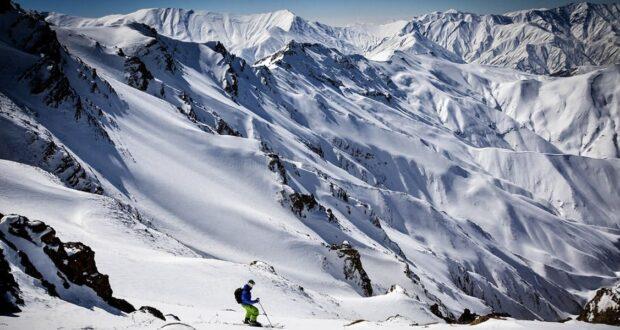 We ski Iran's Dizin .. because it's there!