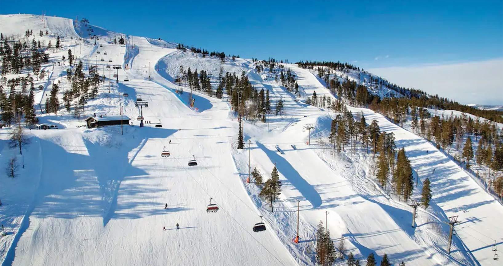 Record breaking ski season